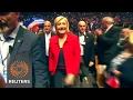 Frances Le Pen says the EU will die