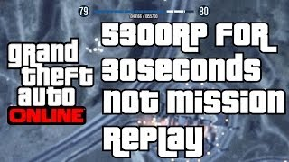 GTA 5 Online Fastest Way To Rank Up New Non
