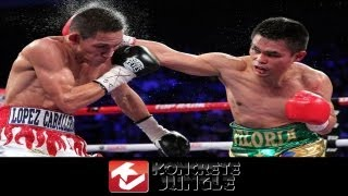 Brian Viloria Vs Juan Francisco Estrada, Estrada Shocks #1