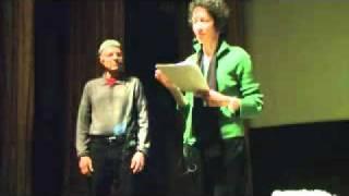 Арни Минделл в Москве. 14.04.2008 г