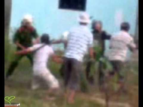 Câu Hà, Quảng Nam : CA đập phá nhà dân, đánh người tàn bạo