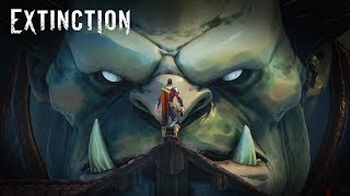 EXTINCTION - Gameplay Trailer #1