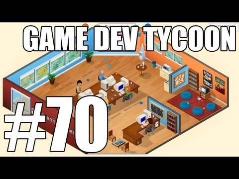 Game Dev Tycoon: HD Sexy Walkthrough - Part 70 - Almost Full Boner