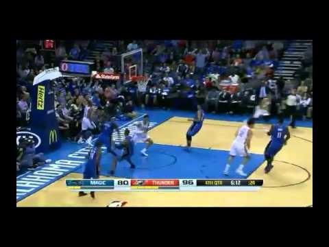 NBA CIRCLE - Orlando Magic Vs Oklahoma City Thunder Highlights 15 Dec. 2013 www.nbacircle.com