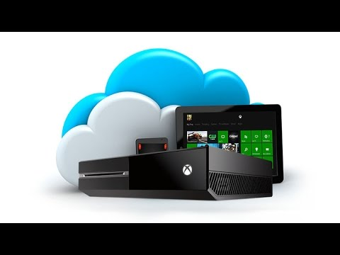 Microsoft Cloud Gaming Prototype (Build 2014 Xbox One/PC)
