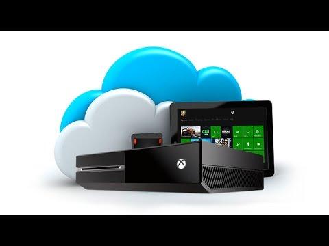 Microsoft Cloud Gaming Prototype (Build 2014 Xbox One/PC)