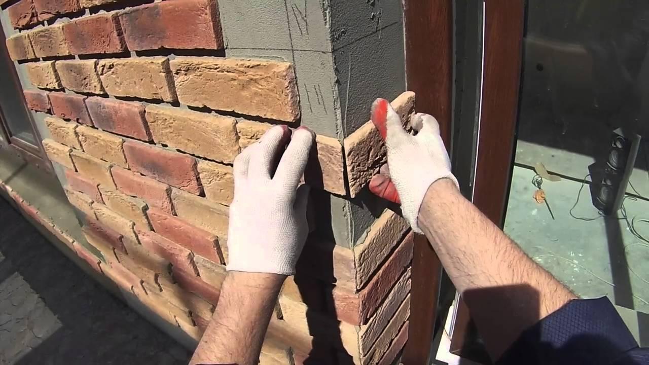 Просто о том, как украсить дверной проем декоративной плитко.
