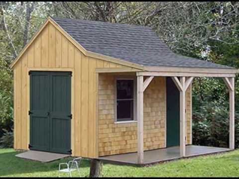How To Choose Storage Shed Style Youtube