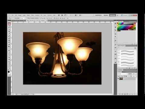 Photoshop CS5 Basic Beginners Tutorial