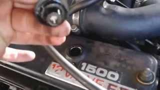 Motor consume aceite
