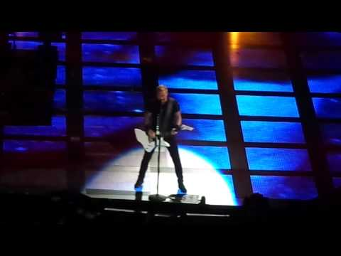 "Metallica LIve Mexico 2012 ""Fade To Black"""