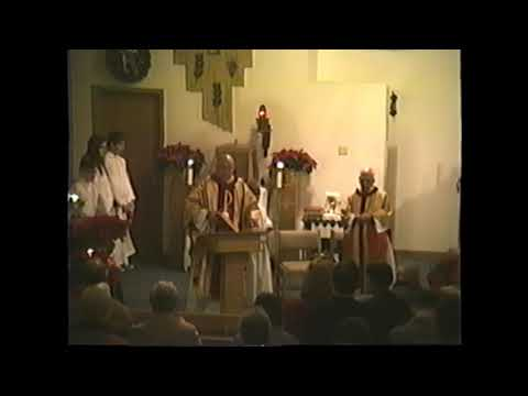 St. Joseph's Mooers Christmas Eve  12-24-02