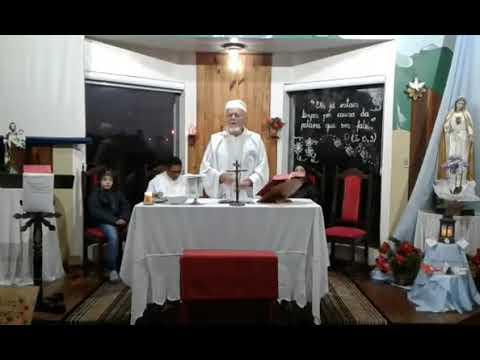 Santa Missa | 29.05.2020 | Sexta-feira | Padre José Sometti | ANSPAZ