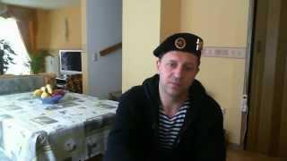 Обращение  морпеха к силовикам офицерам и бывшим военнослужащим спецназа  Украины и юго-востока.