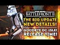 THE BIG UPDATE New Details DC 15LE Balance Fixes and Release Time Star Wars Battlefront 2 News