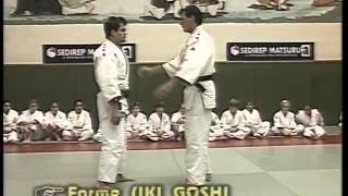 Judo Projections (ceinture Blanche/jaune à La Jaune)
