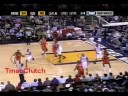 Injured T-Mac 44 points vs Baron Davis 40 points 14 Asts (Part 2) (Rocket Game)