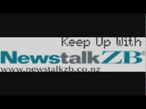 Newstalk ZB Christchurch Earthquake Feb 2011 Part 1