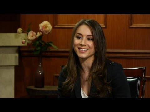 It's Often Sensationalized | Troian Bellisario | Larry King Now - Ora TV
