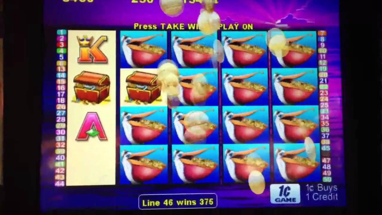 Pelican Pete Slot Machine - Free Pelican Pete Slots