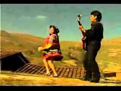 Huayño Peruano - Que linda flor  ( Victor Manuel )