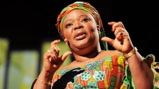 Ted Talks: Leymah Gbowee: Unlock the Intelligence, Passion, Greatness of Girls
