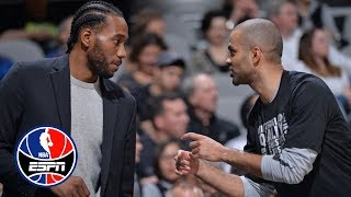 Jalen Rose: Kawhi Leonard's return ruins Jazz's and Clippers' playoff hopes | NBA Countdown | ESPN