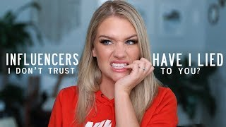 TRUTHFUL YOUTUBER TAG - WHO DO I TRUST?? | Samantha Ravndahl