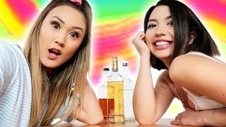 truth or drink with my BFF (behind the scenes)