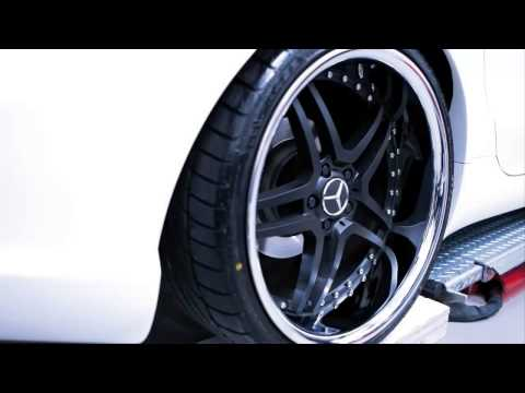 2013 Famous Parts MercedesBenz SL500 4.7 V8 Biturbo HD