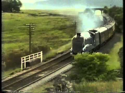 Mallard on the Settle and Carlisle (Part 2)