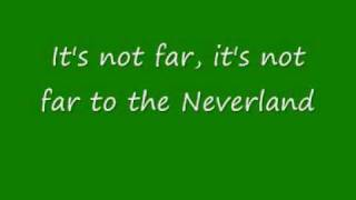 Come Away Peter Pan The British Musical (with Lyrics
