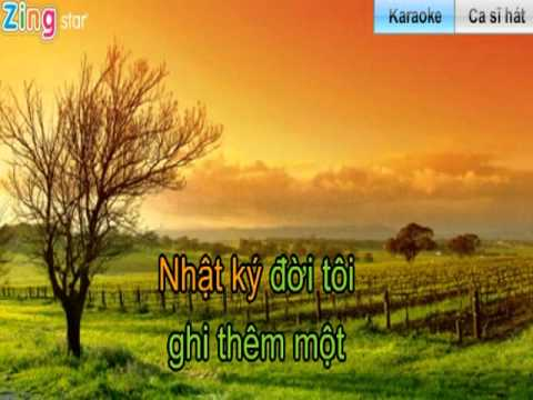Karaoke.Nhat Ky Doi Toi.mp4