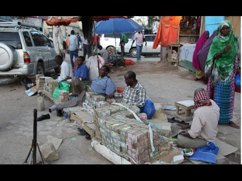 Đất nước nghèo nhất thế giới người dân chẳng có gì ngoài tiền, phải bán tiền để sống