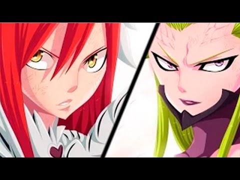 FAIRY TAIL 398: GRAY VS TEMPESTA + ERZA VS KYOUKA フェアリーテイル Review