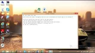 How To Download And Install Gta Sa On Windows 8