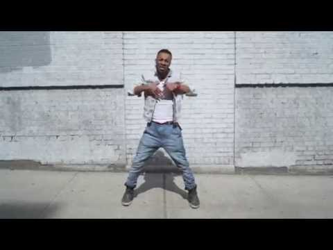 G.U.Y. Choreography (Part 1) - Tutorial by Richard Jackson (With Music) - Lady Gaga