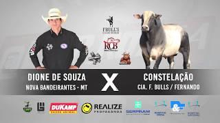 Cia. F. Bulls   Touro Constelação   Country Bulls 2017