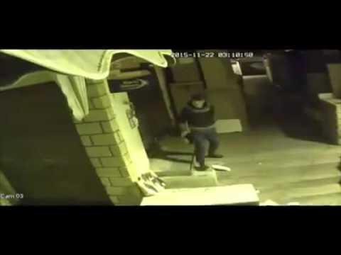 سرقة محل لبيع الهواتف بمدينة طنجة