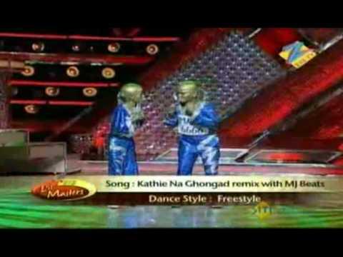 Jeetumoni and Ruturaj Perform on Kathie Na Ghonghad