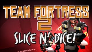 Team Fortress 2 - Slice N' Dice! (Half-Zatoichi) view on youtube.com tube online.