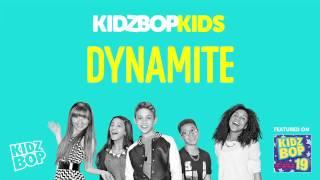 KIDZ BOP Kids Dynamite (KIDZ BOP 19)