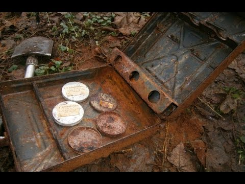 WWII relic hunting in The Netherlands Part XI