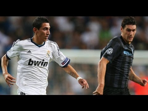 Angel Di Maria 'best bits' vs The Manchesters