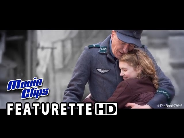 The Book Thief Featurette (2013) HD
