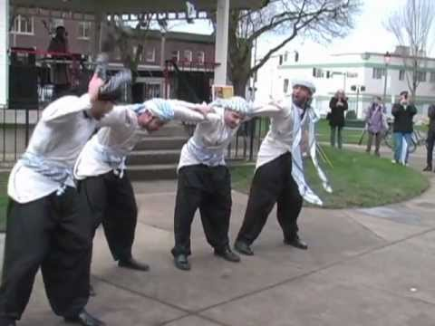 Batiste Dabke-Traditional Arab Folk Dance