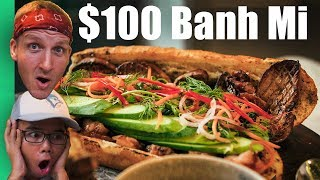 $1 Banh Mi Vs $100 Banh Mi - The Complete Guide to Banh Mi in Saigon (Featuring Kyle Le)