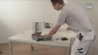 Puść film Listwy sufitowe firmy Orac Decor - montaż
