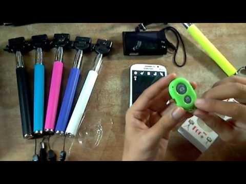 Hướng Dẫn Sử Dụng Gậy Chụp Hình Tự Sướng MonoPod, Selfie Stick