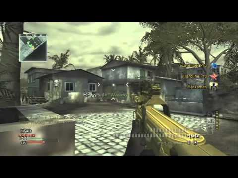 The Backlog Is Real! (MW3 Wii Multiplayer Gameplay)